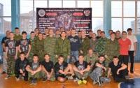 Соревнования по ножевому бою «Клинок 2014» 30.11.2014
