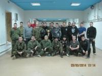 Соревнования ножевой бой Воронеж 29.03.2014