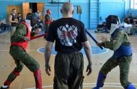 Соревнования по палочному бою 15.03.2015