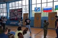 Соревнования по стрельбе с духовой трубки. 22.05.2016