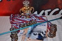 Соревнования по стрельбе с духовых трубок 24.04.2017