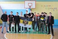 Рукопашный бой 2012 соревнования
